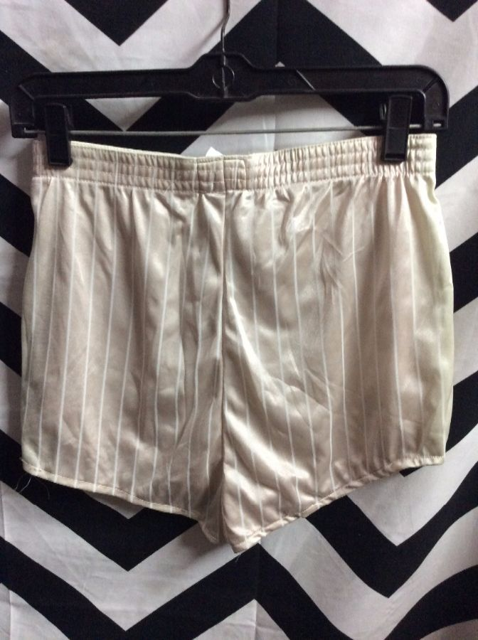 LITTLE DEADSTOCK DOLPHIN SHORTS PIN STRIPE 2
