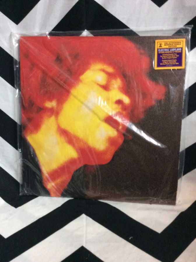 BW VINYL Jimmi Hendrix Experience - Electric LadyLand 1