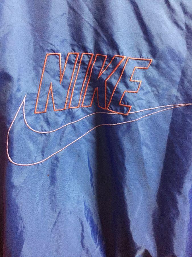 529c086305 Nike colorblock windbreaker grey tag w  large nike embroidered logo on back  4