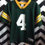 NFL Greenbay Packers Brett Farve #4 1