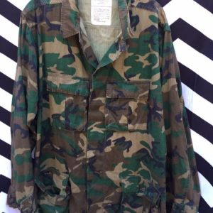 MILITARY JACKET UNUSUAL COLORING THIN SOFT 1