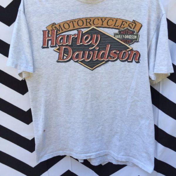 VINTAGE HARLEY DAVIDSON COASTAL MYRTLE BEACH 1993 2