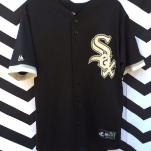 BASEBALL JERSEY CHICAGO WHITE SOX #13 STITCHED 1