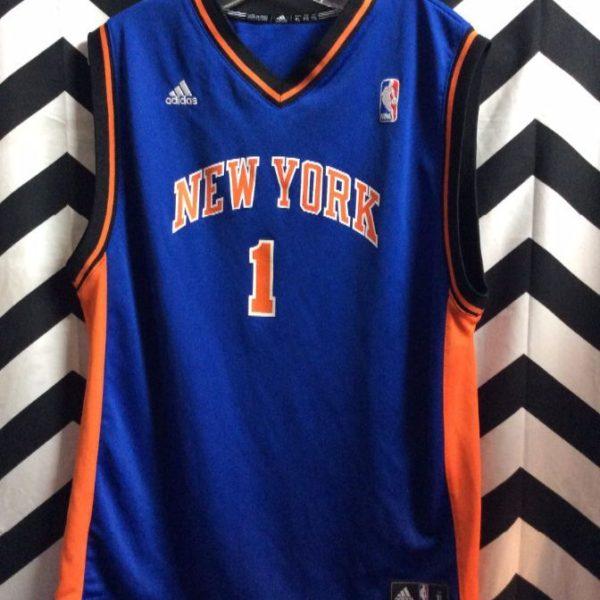 pretty nice b78b7 8f993 ADIDAS BASKETBALL JERSEY, NEW YORK KNICKS #1 STOUDEMIRE, NBA