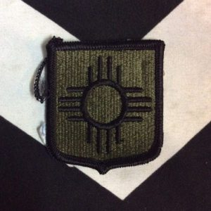 PATCH- ZUNI SUN EMBLEM *OLD STOCK* 1