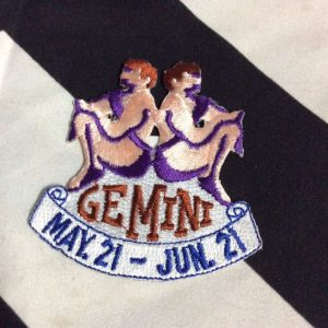 GHI PATCH- ZODIAC GEMINI A561 1