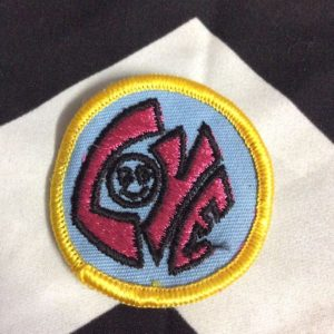 PATCH SMALL LOVE CIRCLE *old stock 1