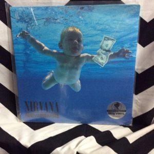 BW VINYL Nirvana Nevermind 1