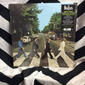 BW VINYL The Beatles Abbey Road *remastered* 1