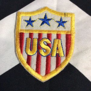PATCH- USA EMBLEM SHEILD *OLD STOCK* 1