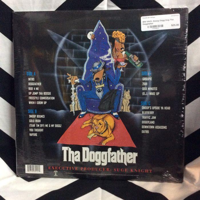 BW VINYL Snoop Doggy Dogg Tha Doggfather
