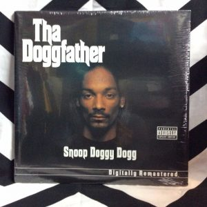 BW VINYL Snoop Dogg Dog Tha Doggfather 1