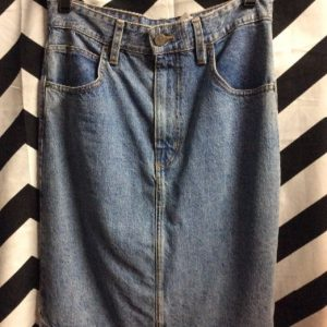 classic denim skirt 1