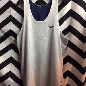 REVERSIBLE NIKE JERSEY Simple nike embroidered logo 1