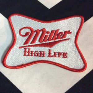 LARGE MILLER LOGO PATCHES RECTANGLE 1