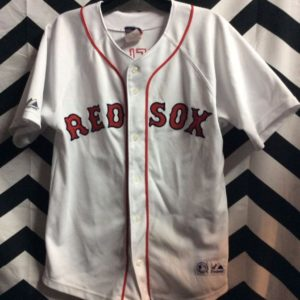 BASEBALL JERSEY RED SOX #58 PAPELBON 1