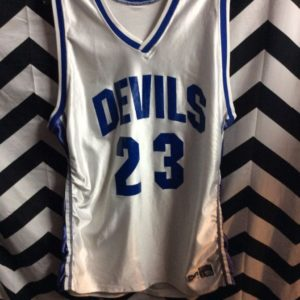 NCAA Duke Blue Devils jersey #23 Shelden Williams 1