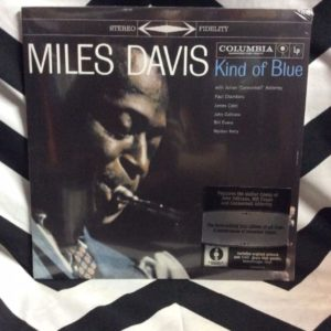 BW VINYL MILES DAVIDS KIND OF BLUES 1
