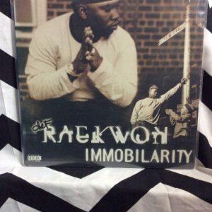 VINYL CHEF RAEKWON Immobilarity LP C2 63844 1