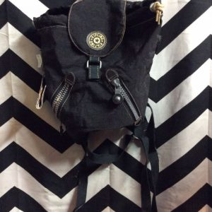 VINTAGE DEADSTOCK KIPLING BACKPACK NWT 1