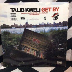VINYL TALIB KWELI - GET BY SINGLE 1