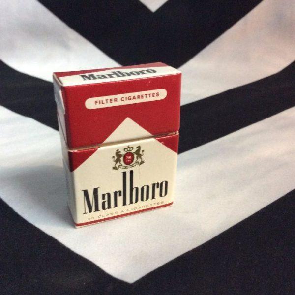 NOS *deadstock* Marlboro MATCH BOXES 4