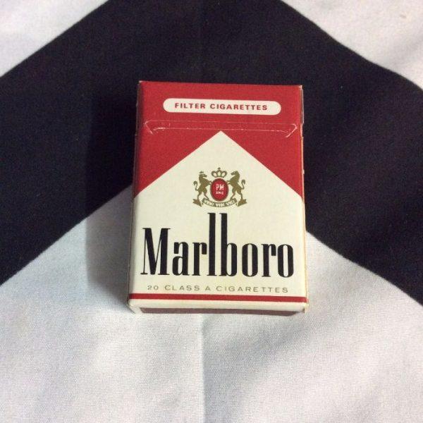 NOS *deadstock* Marlboro MATCH BOXES 3