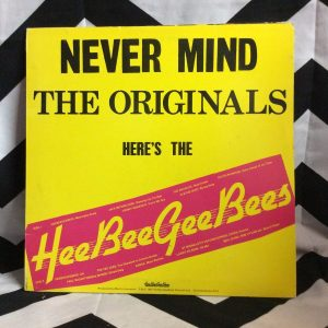 VINYL 439 GOLDEN GREATS NEVER MIND LP 1