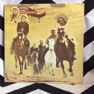 VINYL THE DOOBIE BROTHERS STAMPEDE LP 1