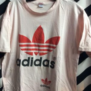 ADIDAS T SHIRT W/ LOGO AS IS 2
