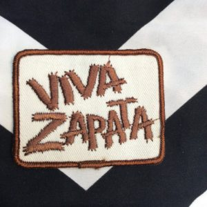 VIVA ZAPATA PATCH 0