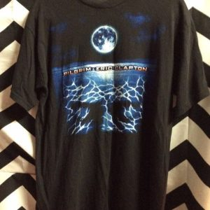 Eric Clapton - Pilgrim Tour Shirt No Dates 1