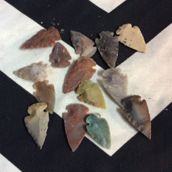 product details: ASSORTED ARROW HEADS photo