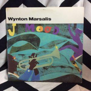 VINYL Wynton Marsalis ?J Mood 1