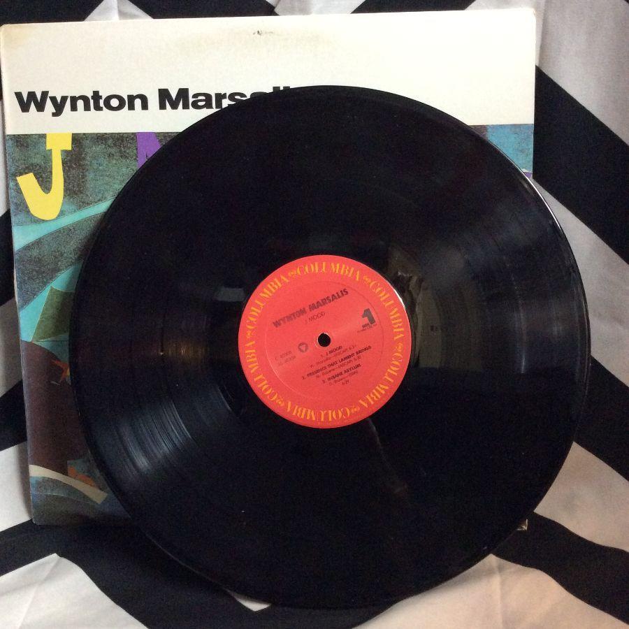 VINYL Wynton Marsalis ?J Mood 2