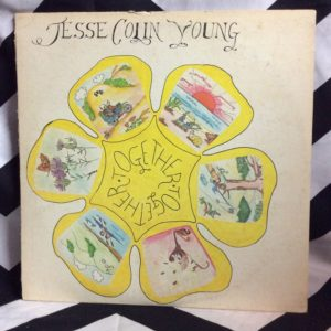 VINYL JESSE COLIN YOUNG - TOGETHER TOGETHER 1
