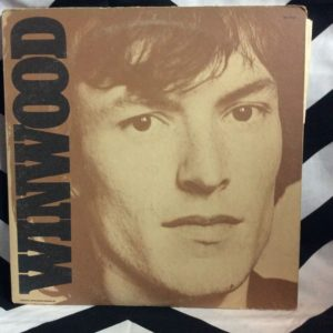 VINYL WINWOOD - WINWOOD DOUBLE RECORDS 1