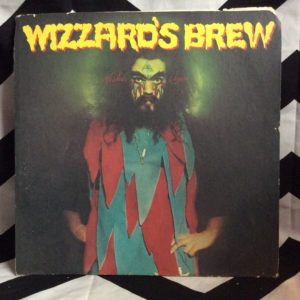 VINYL ROY WOOD'S WIZZARD - WIZZARD'S BREW *AS IS 1