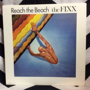 VINYL THE FIXX - REACH THE BEACH 1