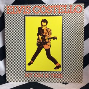 VINYL ELVIS COSTELLO - MY AIM IS TRUE 1