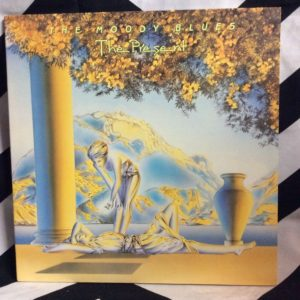 VINYL THE MOODY BLUES - THE PRESENT 1