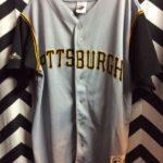 PITTSBURGH #24 GILES BASEBALL JERSEY 1