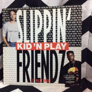 VINYL KID N PLAY - SLIPPIN FRIENDZ SINGLE 1