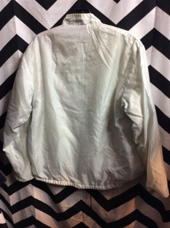 Thick Retro racing jacket 2