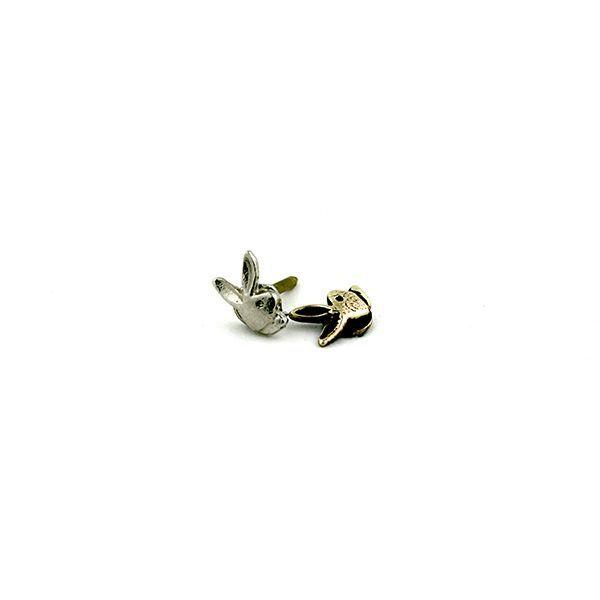 MINI Playboy Tie Tack Pin Solid Brass 1