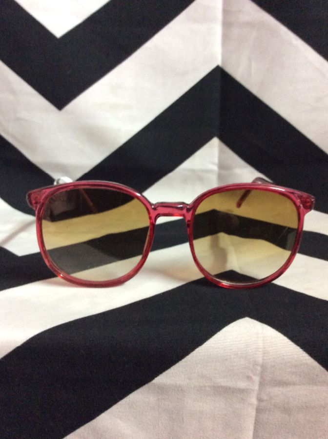 Sunglasses Granny Style Korea 1