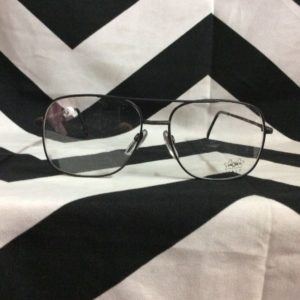 Glasses Wire Frames Aviator Square 1