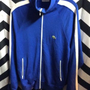 Lacoste Zip up Colorblock sweatshirt 1