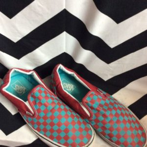 SPIDERMAN VANS CHECKERED SLIP ON 1
