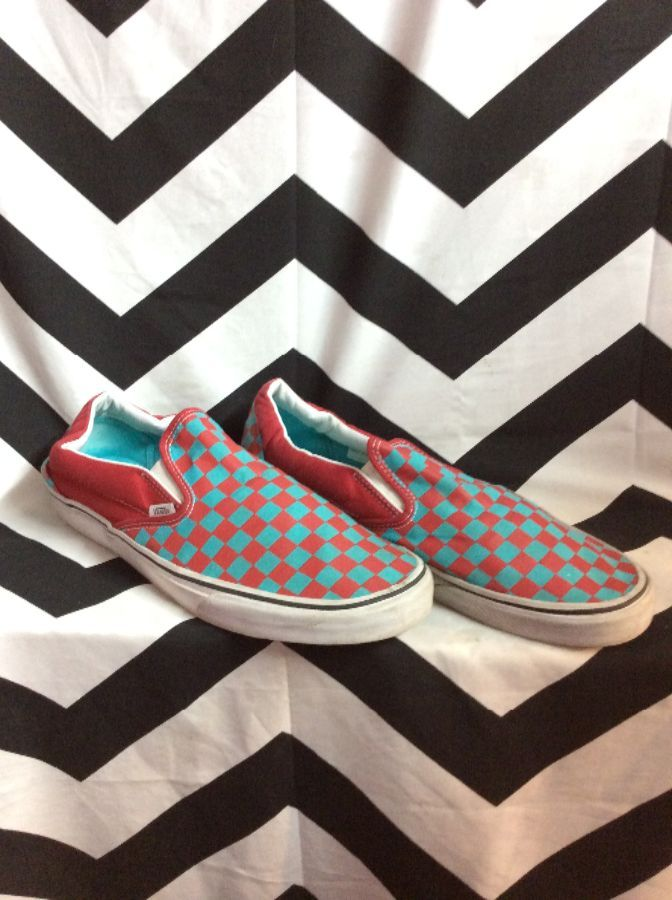 SPIDERMAN VANS CHECKERED SLIP ON 2